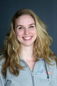 Leeuwarden, Top Fysio medewerkers. Angelique Hartog